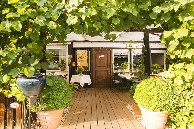 Das Strandhaus Feinschmecker Restaurant In Bonn